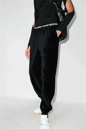 Pantaloni con logo ALEXANDER WANG | 9 | 4CC1204024001
