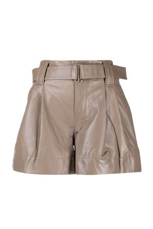 Leather shorts GANNI | 30 | F5898189