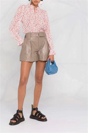 Shorts in pelle GANNI | 30 | F5898189