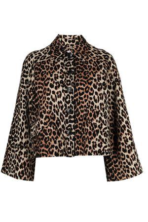 Leopard jacket GANNI | 3 | F5956943