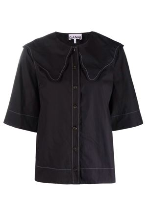 Shirt with collar GANNI | 6 | F6032099