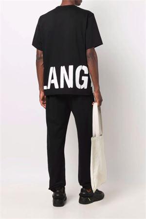 T-shirt con logo HELMUT LANG | 8 | L06HM509001