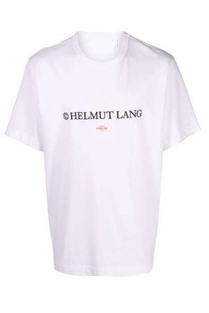 T-shirt con logo HELMUT LANG | 8 | L06HM512100