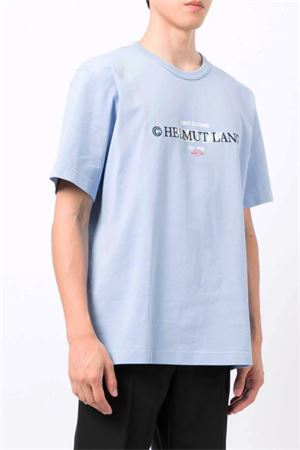 T-shirt con logo HELMUT LANG | 8 | L06HM512TXJ