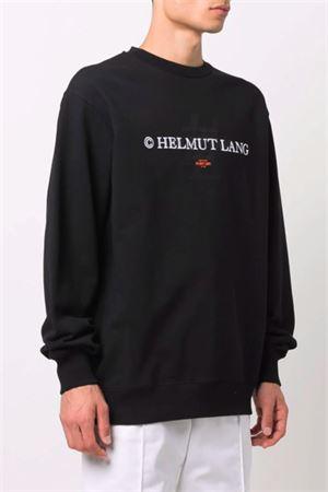 Felpa con logo HELMUT LANG | -108764232 | L06HM513001