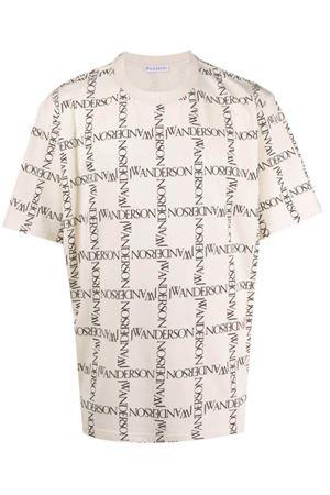 T-shirt con logo JW ANDERSON | 8 | JT0044PG0482006