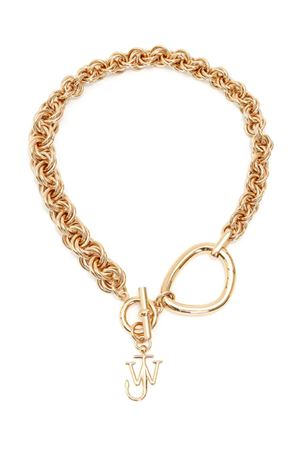 Chain necklace with logo JW ANDERSON | 35 | JY0084OT0003120