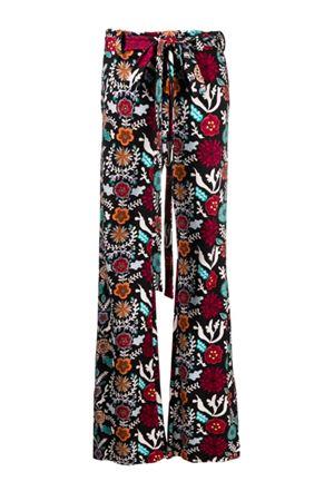 Patterned trousers LA DOUBLEJ. | 9 | TRO0015JER007FIR001