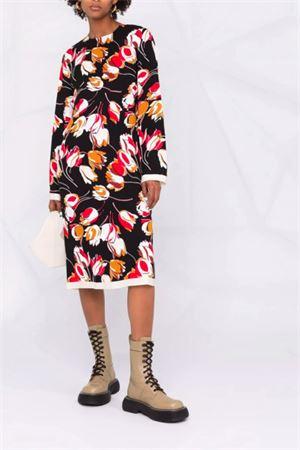 Windblown print dress MARNI | 11 | ABMAT93Q00UTV844WIN99
