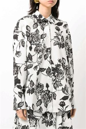 Flowered shirt MSGM | 6 | 3141MDE22A21765399