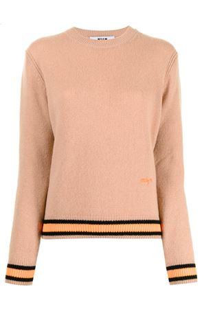 Sweater with logo MSGM | 7 | 3141MDM11521779023