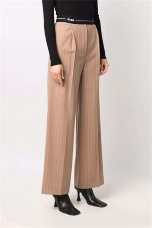 Pantaloni gessati MSGM   9   3141MDP14A21760124