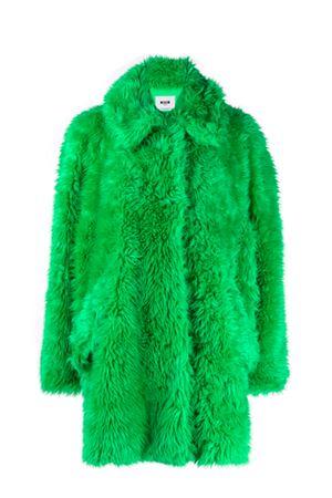 Oversized coat MSGM | 17 | 3142MDC10521780536