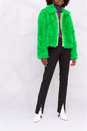 Jacket with zip MSGM | 3 | 3142MDH10121780536