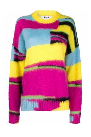 Multicolor sweater MSGM | 7 | 3142MDM22721797514