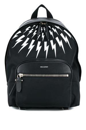 Thunderbolt backpack NEIL BARRETT | 10000001 | BB0201G910701