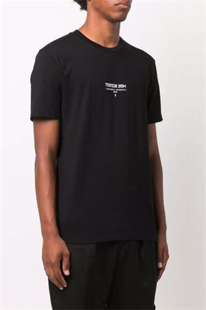 T-shirt con logo NEIL BARRETT | 8 | BJT003SR525S524