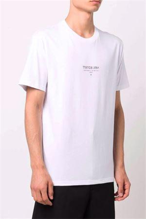 T-shirt con logo NEIL BARRETT | 8 | BJT003SR525S526