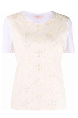 T-shirt con logo TORY BURCH | 8 | 82616100