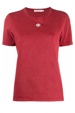 T-shirt con logo TORY BURCH | 8 | 82668630