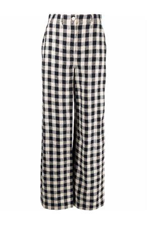 Pantaloni a quadri TORY BURCH | 9 | 84521801