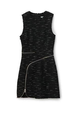 Dress with curved zipper ALEXANDER WANG | 11 | 1WC1206281932