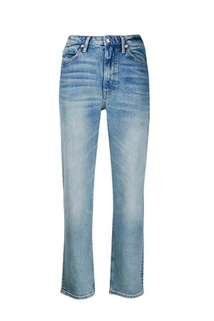 Jeans with back zip ALEXANDER WANG | 24 | 4DC1204631449