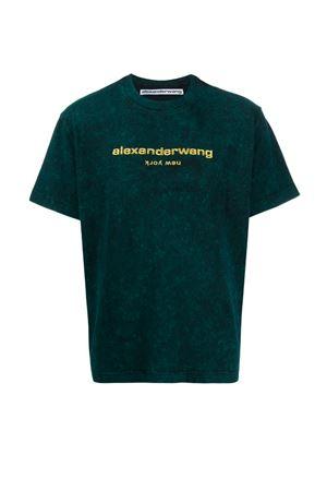 T-shirt con logo ALEXANDER WANG | 8 | 6CC1201030335
