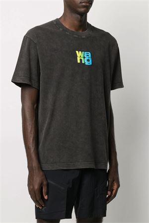 T-shirt with logo ALEXANDER WANG   8   6CC1201072008