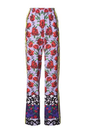 Pants with floral print ALICE & OLIVIA | 9 | CC911P29101O348