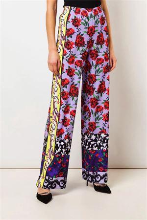 Pantaloni con stampa floreale ALICE & OLIVIA | 9 | CC911P29101O348