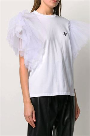 T-shirt with tulle BROGNANO | 8 | 28BR1M67Y20441201