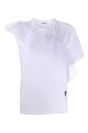 T-shirt with tulle BROGNANO | 8 | 28BR1M68Y20441201