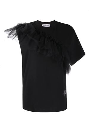 T-shirt with tulle BROGNANO | 8 | 28BR1M68Y20441299