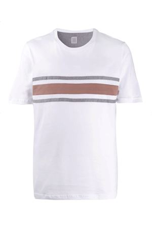 Striped t-shirt ELEVENTY | 8 | A75TSHA08JER0A00701N