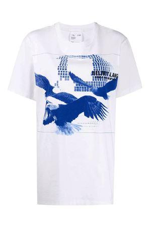 Eagle print t-shirt HELMUT LANG | 8 | J09DM514VO2