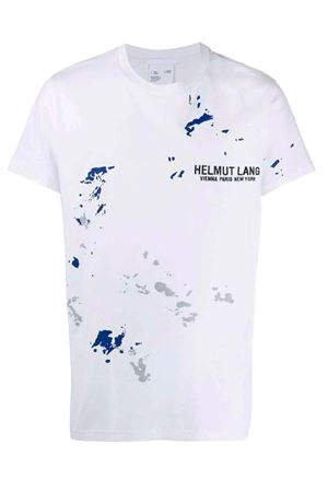 T-shirt with printed painting HELMUT LANG | 8 | J09DM526CJJ