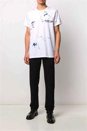 T-shirt con pittura stampata HELMUT LANG | 8 | J09DM526CJJ
