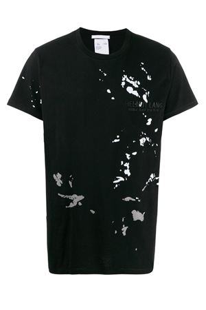 T-shirt with printed painting HELMUT LANG | 8 | J09DM526XNU