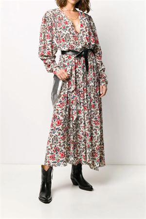 Blaine silk dress ISABEL MARANT | 11 | 20PRO154120P020I70RD