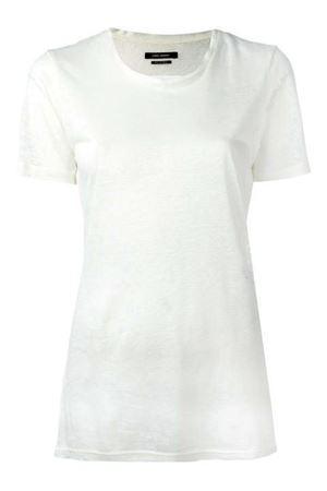 Vika T-shirt ISABEL MARANT | 8 | 20PTS035120P033I20WH