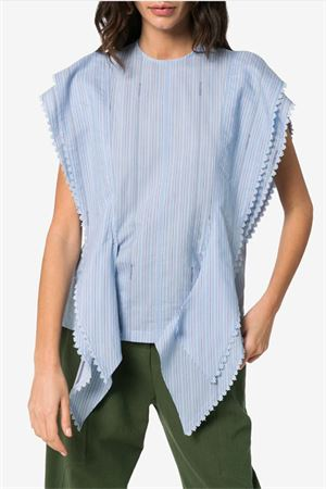 Top con ruches JW ANDERSON | 40 | TP0004PG0136810