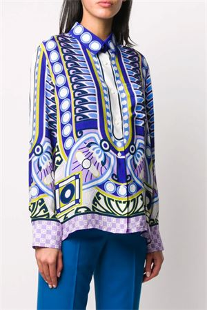 Fancy fish shirt LA DOUBLEJ. | 6 | SHI0040VIS004012