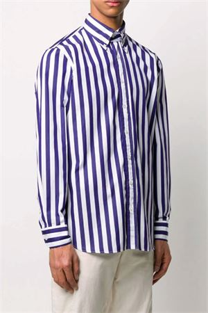 Striped shirt LARDINI | 6 | EIDANTEEIC1177101BL