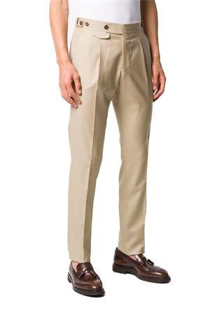 Pantalone taglio straight LARDINI | 9 | EIPORTO3EI54070830