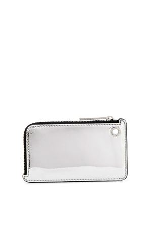 The Snapshot mirrored wallet MARC JACOBS | 63 | M0015790040