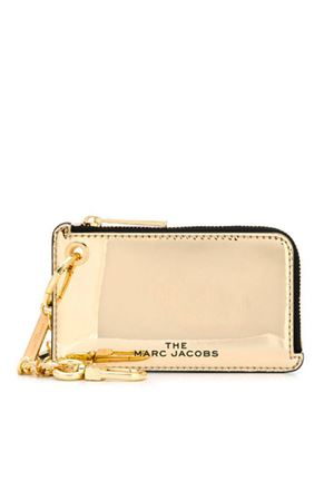 The Snapshot mirrored wallet MARC JACOBS | 63 | M0015790710