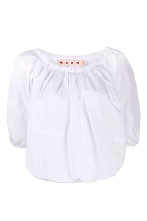 Camicia con scollo MARNI | 5032237 | CAMA0314A0TCY6700W01
