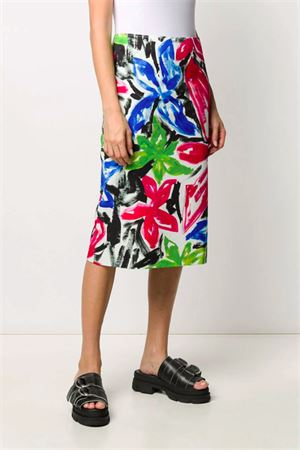 Patterned skirt MARNI | 15 | GOMAP26A01TCY91ALC56