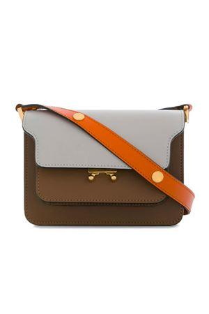 Tricolor Trunk Bag MARNI | 31 | SBMPN09NO3LV583Z108N